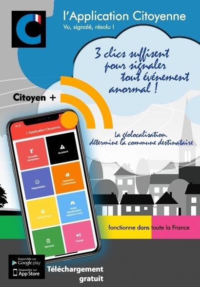 Application Citoyenne